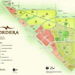 Cordera Map