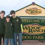 Wolf Creek Logo Sign