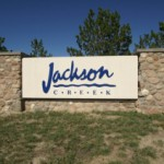 Jackson Creek Logo Sign