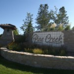 Pine Creek Logo Sign